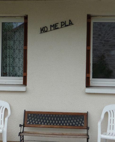 Noms de maisons en occitan limousin mescladis e c ps de gula for Nommer sa maison