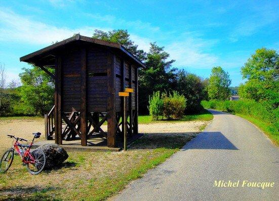 14) cabane observatoire étang de Salette