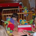 Les deux ans de mes jumelles Juin 2008