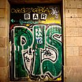 Barcelone, tags 1 (Espagne)