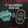 Version Scrap/Sugar Paris 2014