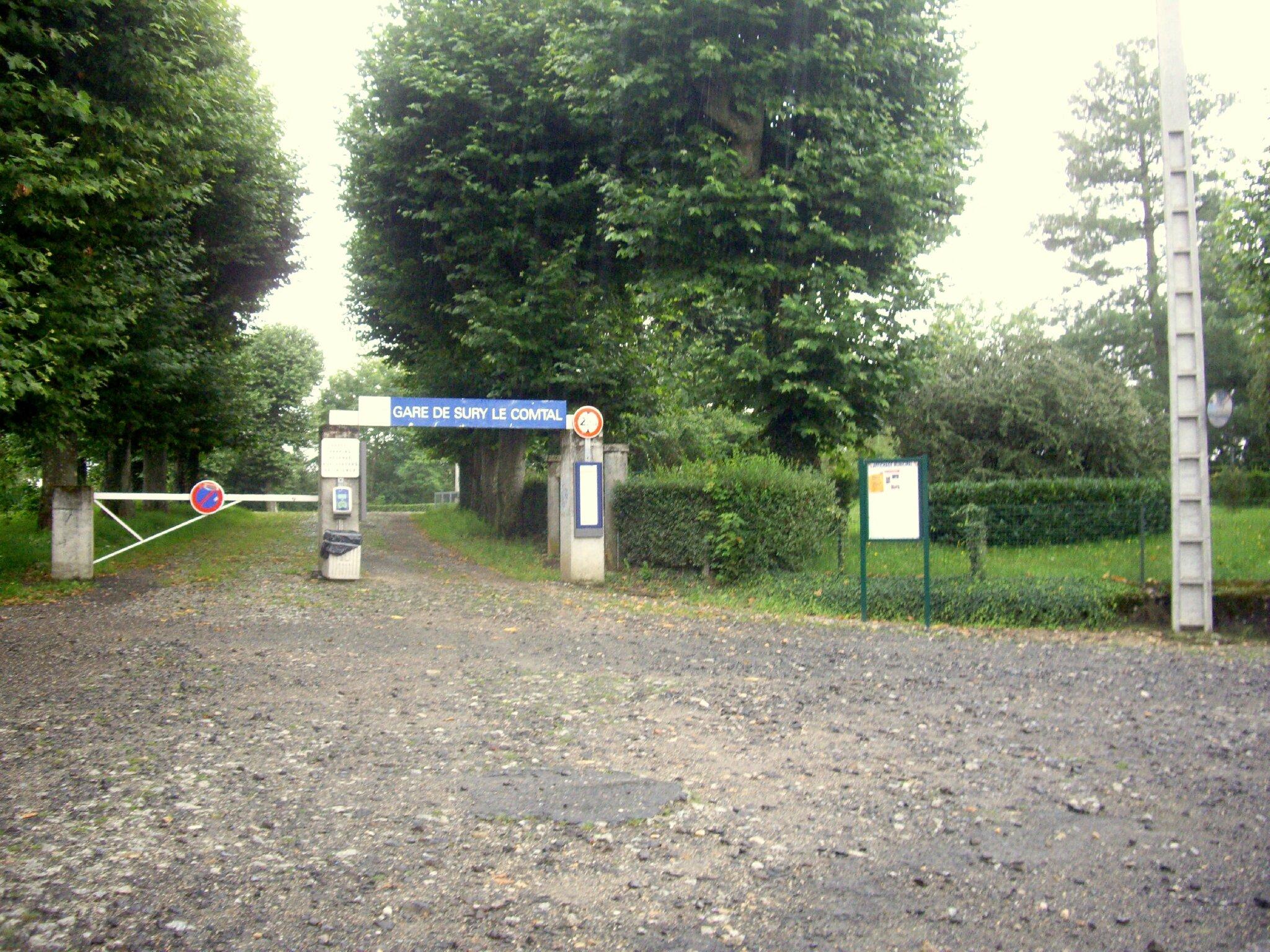 Sury le Comtal (Loire - 42)