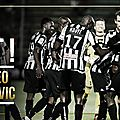 But de pavlovic saint-etienne - angers (sco) 0-1