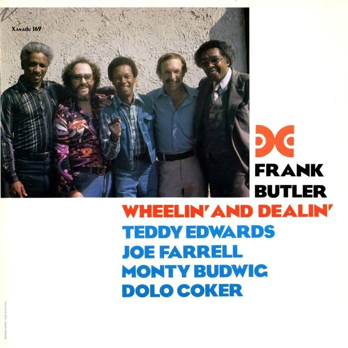 Frank Butler - 1978 - Wheelin' And Dealin' (Xanadu)