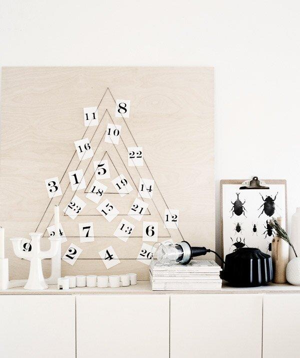 Modern-diy-x-mas-calendar