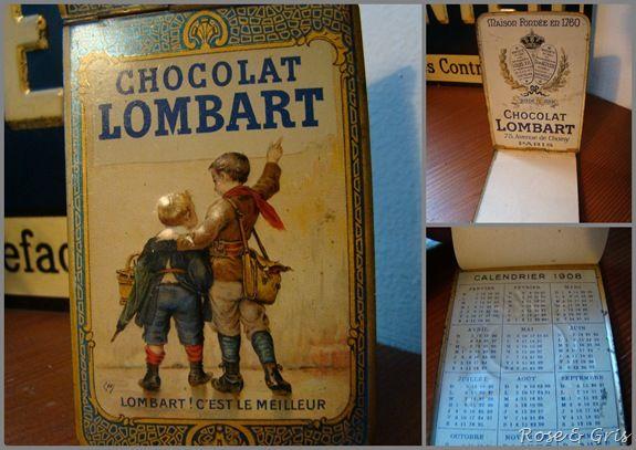 bloc chocolat Lombart
