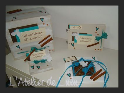 decoration_mariage_cannelle_orchidee_turquoise_et_chocolat