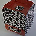 Boîte à tiroir de Michèle P
