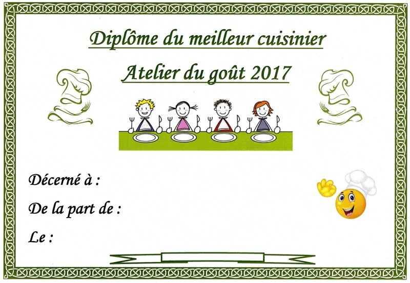 diplôme 2017