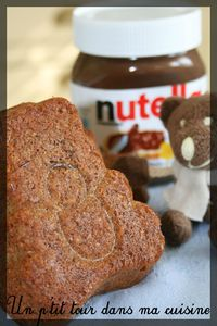 Oursons noisette Nutella3