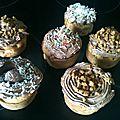 cupcake pomme spéculoos