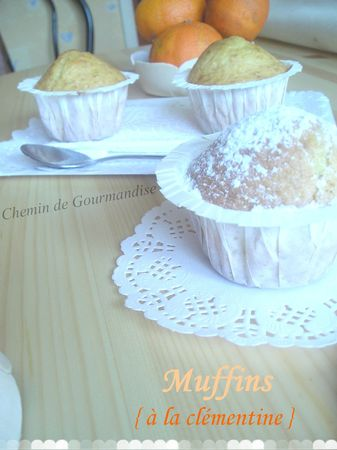 Muffins clmentine facebook