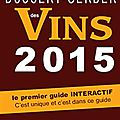 Parution & notes guide dussert gerber 2015