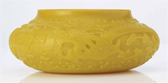 a_carved_opaque_imperial_yellow_glass_bowl_qing_dynasty_18th_19th_cent_d5379607h
