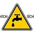 Restriction de l'usage de l'eau