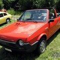Bertone ritmo super 85 cabriolet 1981-1982