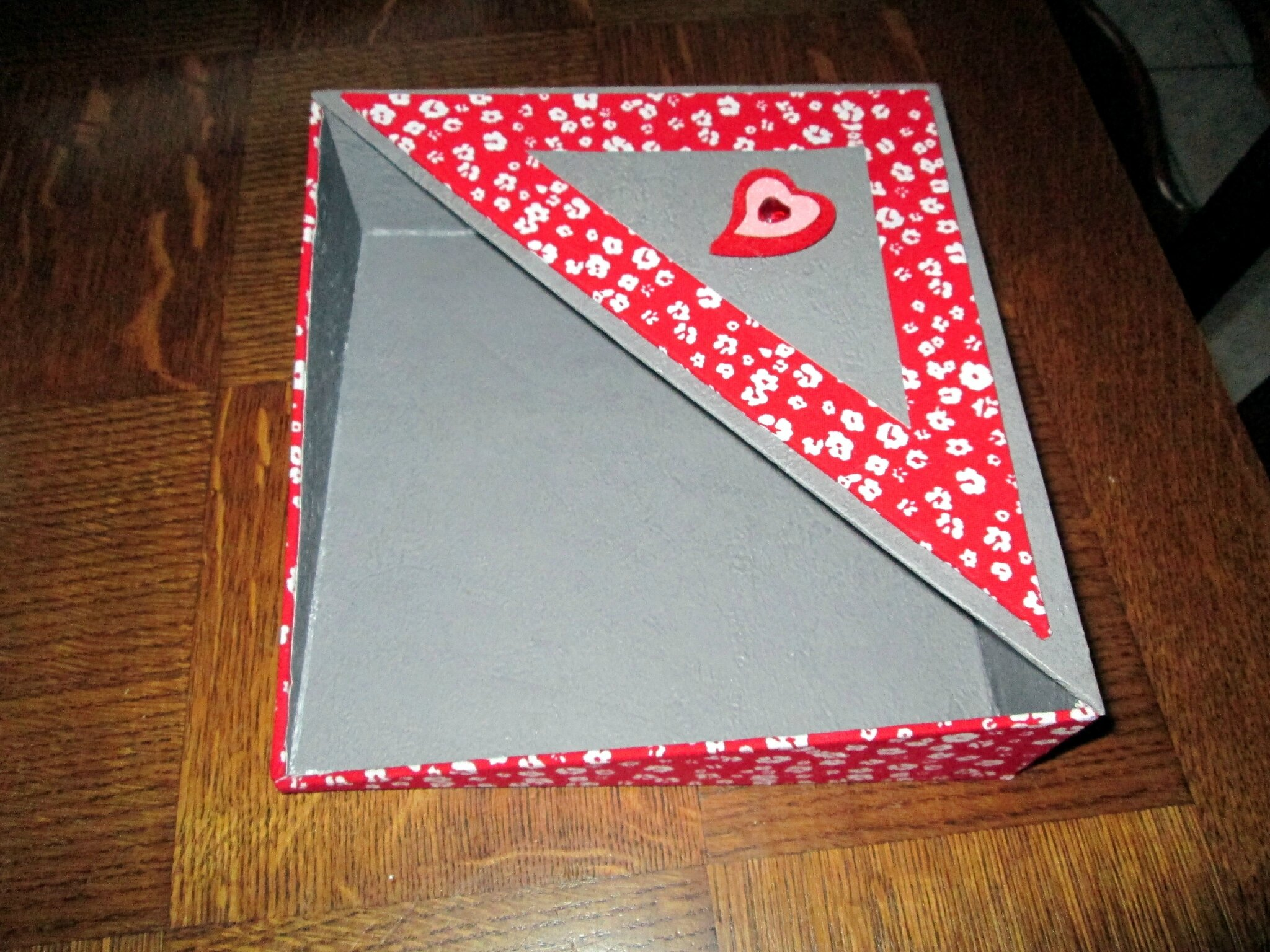 Boîtes pour ranger les serviettes en papier
