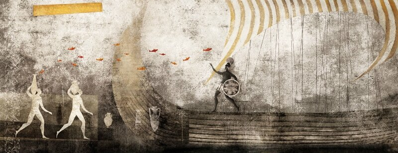 Gabriel Pacheco 1973 - Mexican Surrealist Visionary painter - Tutt'Art@ (30)