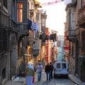 Dans un quartier populaire (kurde) d'Istanbul
