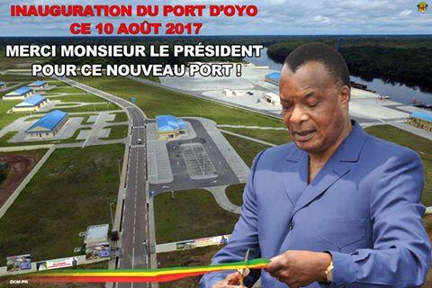 nouveau port d'Oyo