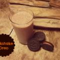 Milkshake vegan aux oreos