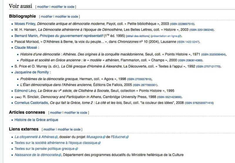 bibliographie art Wiki