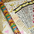More papers for scrap & cards !