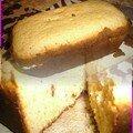 Le pain à l'orange (façon :avec ce que j'ai dans l'frigo)
