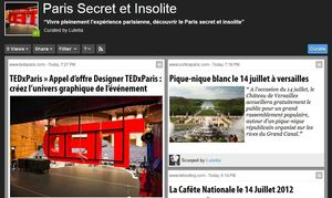 Scoop it Paris secret insolite lutetiablog lutetia blog