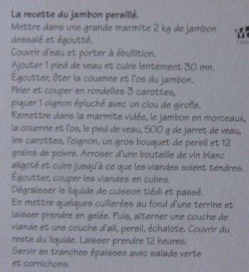 carte postale recette (311)'