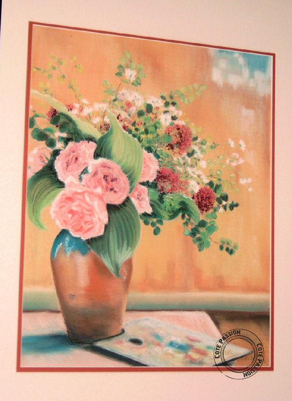 Bouquet(pastel)