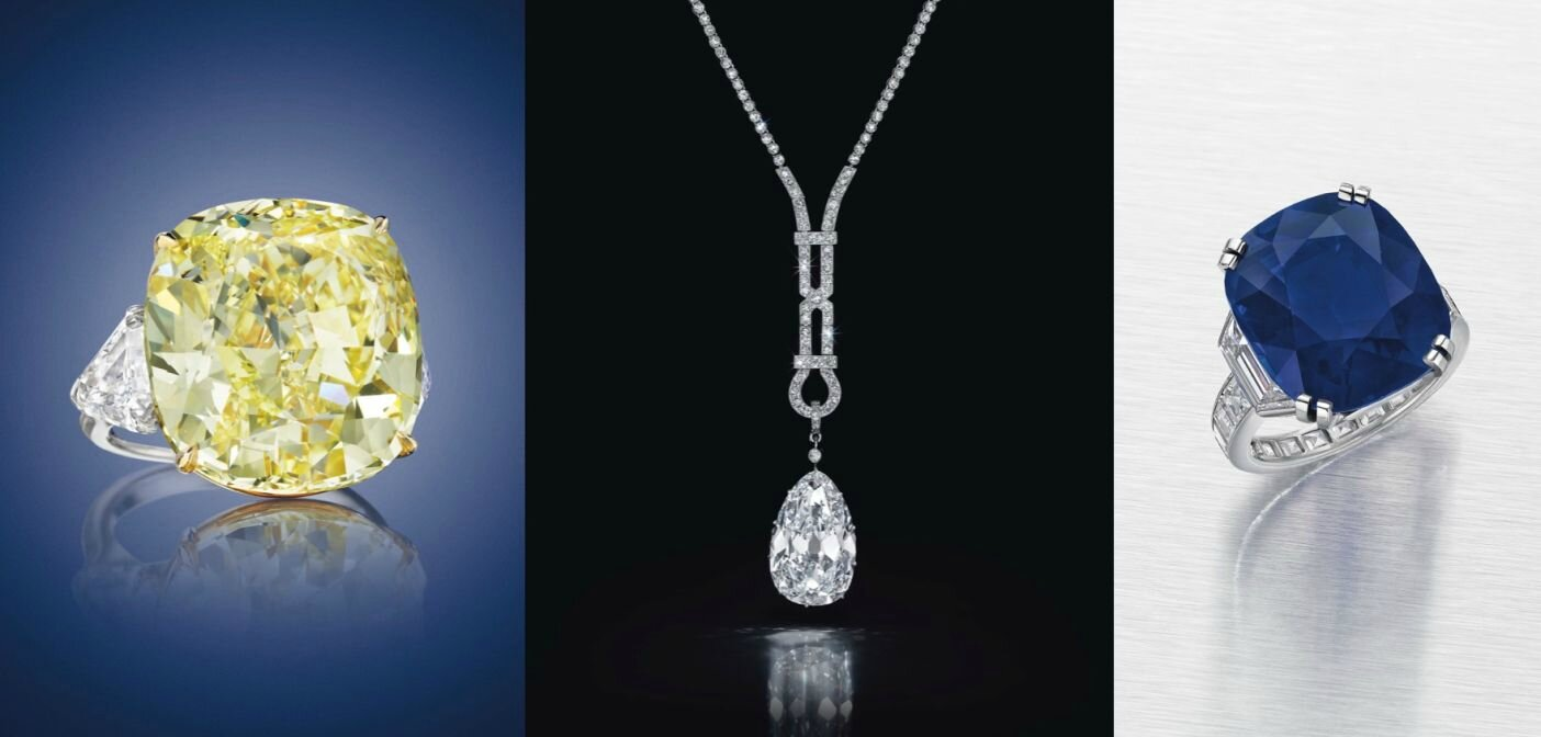 Important jewels june 16 at Christie's New York highlighted by the magnificent jewels of Margaret Adderley Kelly