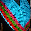 Half granny multicolore 2