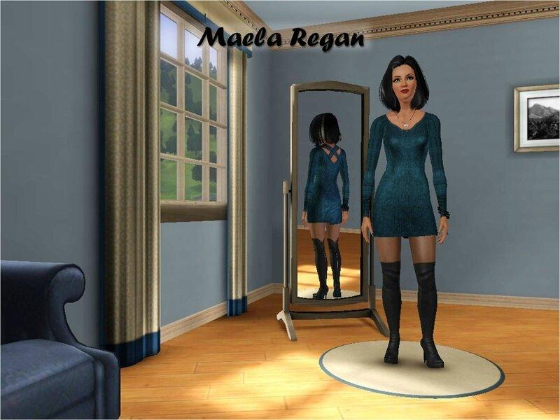Maela Regan