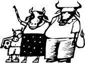 Family_cow
