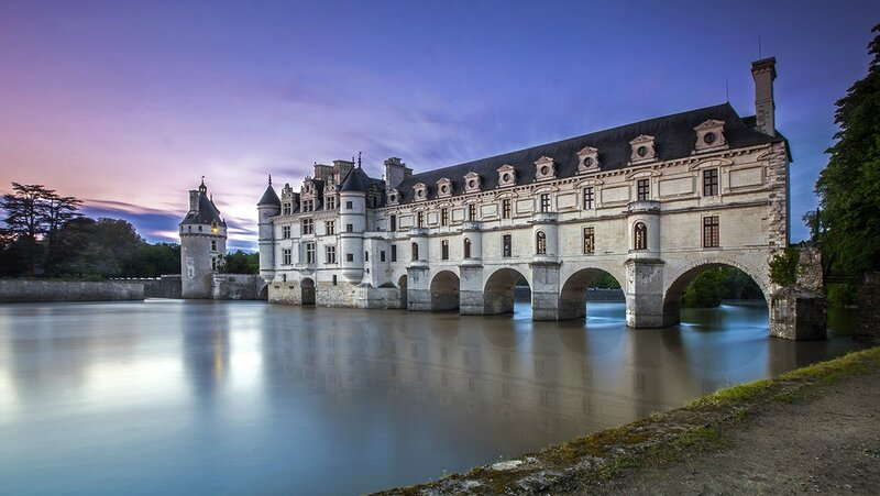 chateau-chenonceau-loire-valley-france-dusk-canon-eos-5d-mark-ii-ef16-35mm-ben-mcrae