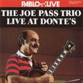 The Joe Pass Trio - 1974 - Live at Donte's (Pablo)
