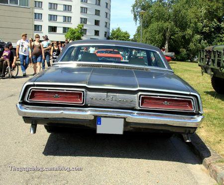 Ford thunderbird coupe de 1969 (RegioMotoClassica 2011) 07