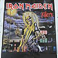 Affiche - iron maiden - killers