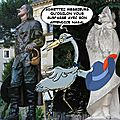 A bergerac : les deux cyrano ...... ( 24 dordogne)