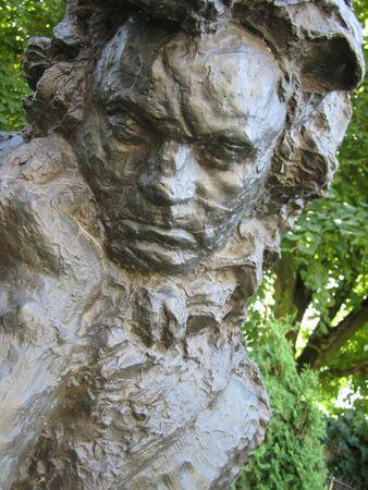 Beethoven, grand accoudé