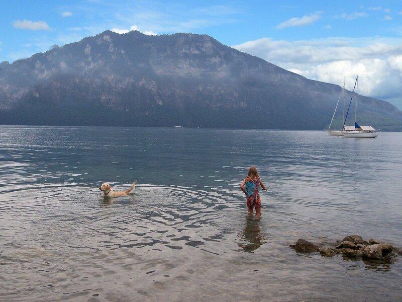 Weggis lac Lucerne