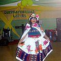 Costume traditionnel péruvien