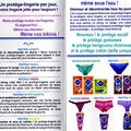 Nana et la protection de slip ... & Infos diverses