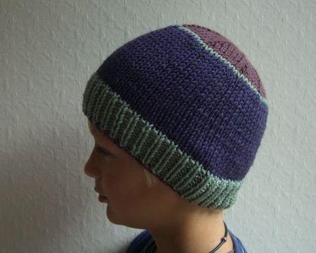 bonnet rayé1
