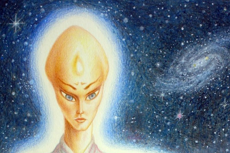 extraterrestre d'orion