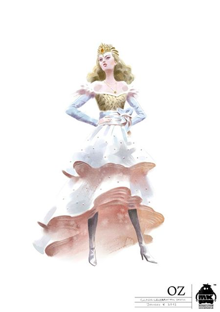 Glinda_Celebration_Dress_Costume_Illustration 02