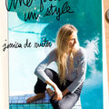 Une fille, un style ... Jessica de Ruiter 
