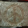 Sac Pochette 'Peace & Love'.