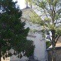 Melle (79), temple